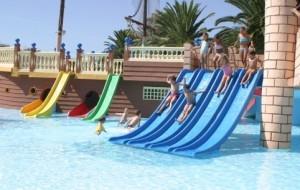 Costa del Sol tourist attractions - Water Parks