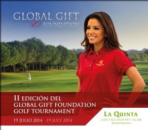 II Edition Golf Global Gift Foundation Tournament