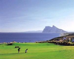 Golfing in Costa del Sol