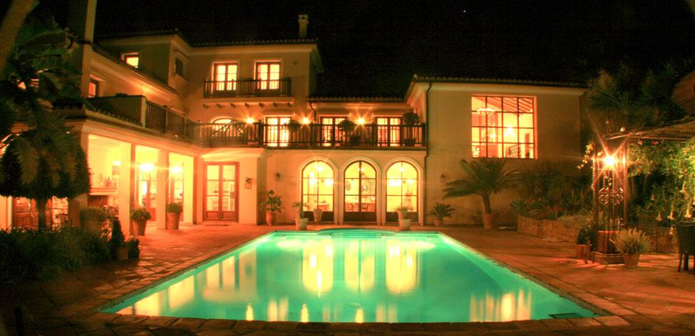 Luxury Villa In Sotogrande Costa Del Sol Casa Abelia